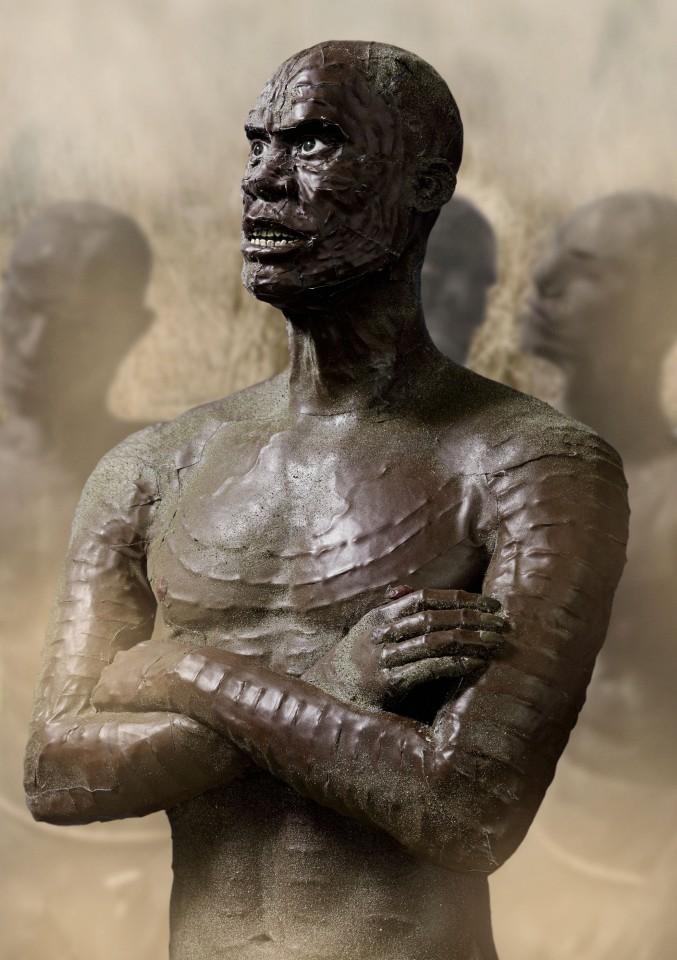Udongo, 170 x 120 cm, 2009