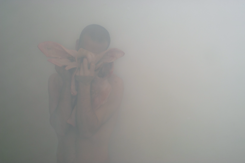 7 Days - From Day #2: Smell. 2010. Inkjet print on German etching cotton paper, 80 x 120 cm. 2010. Edition of 7 (+2AP).