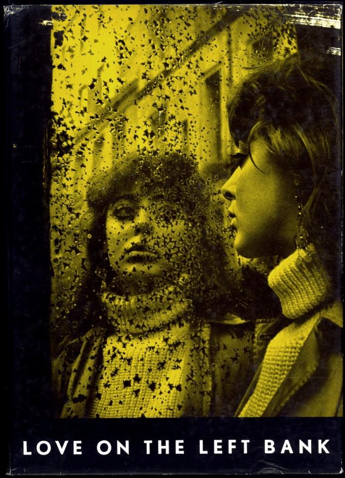 """Cover of """"Love On The Left Bank"""" © Ed van der Elsken / Nederlands Fotomuseum Rotterdam"""