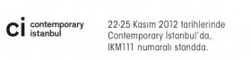 Contemporary Istanbul 2012