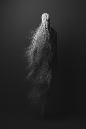 """Fur: Whole Body I, I"", Archival Pigment Print, 70x105 cm, 2018"