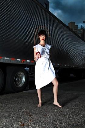 Grannie's Dress, C-print, 2012, 150x200 cm / 90x120 cm