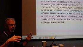 Artist Talk by SSCA - Ahmet Elhan @ Empire