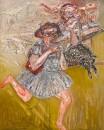The Fan, Oil on canvas, 162 x 130 cm, 2011