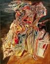 Garcia Lorca Songs, Oil on canvas, 65 x 50 cm, 2013
