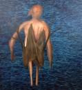 Erhan Özışıklı - Man, Oil on canvas, 180 x 165 cm, 2013